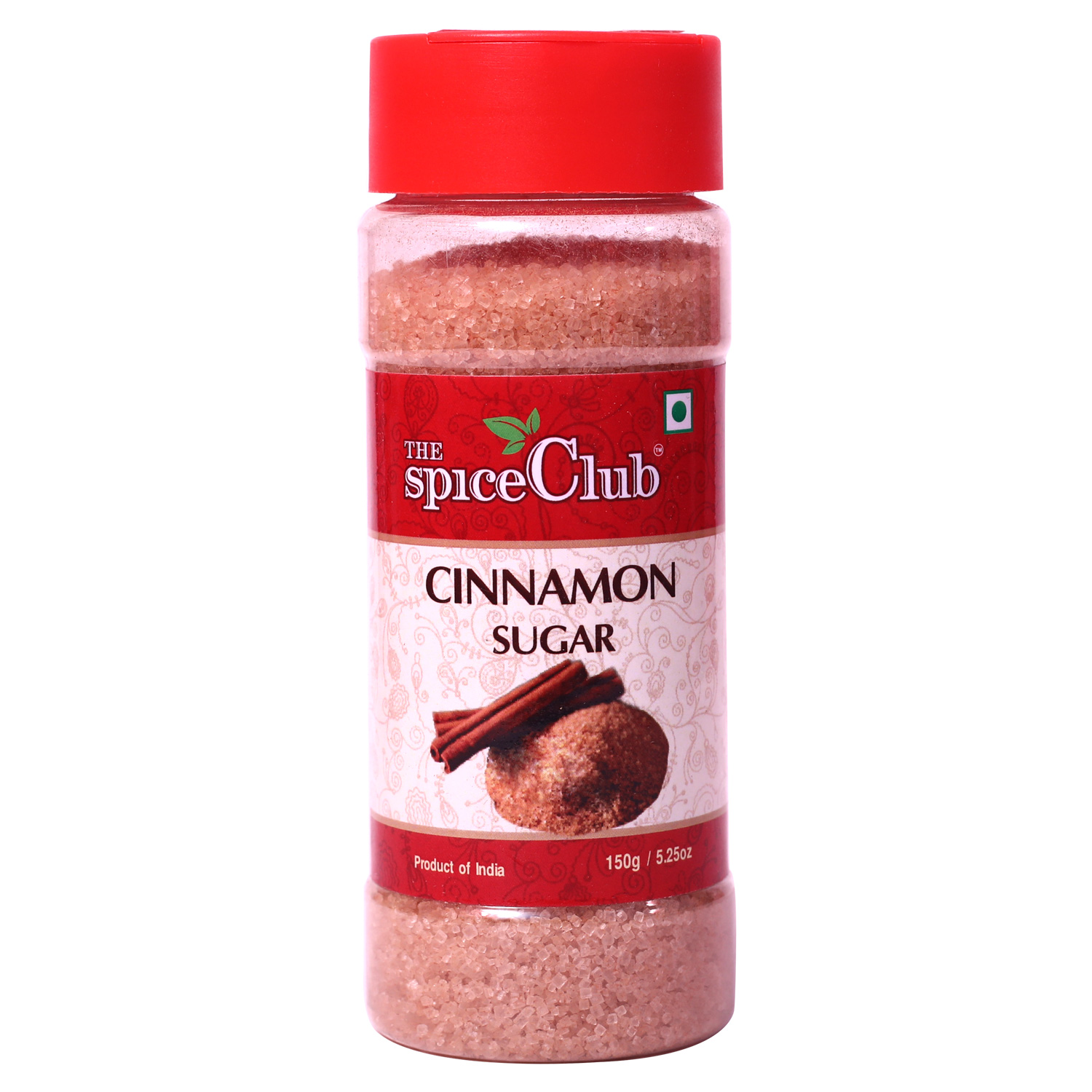 Cinnamon Sugar 150g Jar